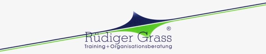 Rüdiger Grass - Training und Organisationsberatung